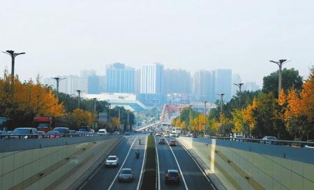 四川泸州:资源枯竭 城市转型十年取得阶段性成效