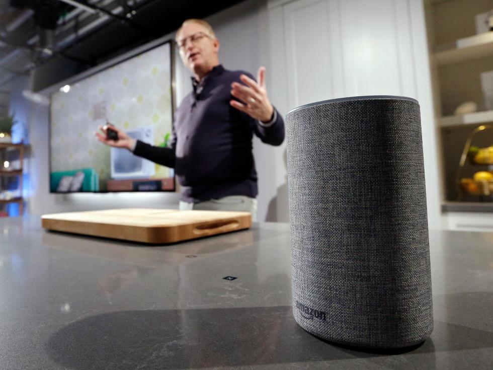 智能音箱成热门礼物 亚马逊智能助理下载量激增