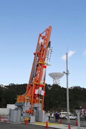日本SS-520火箭发射时间推迟至明年1月中旬以后