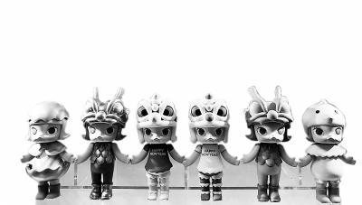 """媒体:""""中国娃娃""""玩具成了香饽饽 助增强文化认同"""