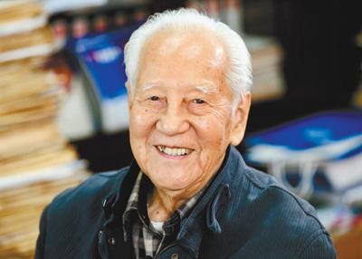 中国第一代核潜艇总设计师黄旭华:我的一生属于祖国
