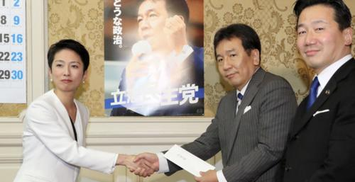 日媒:莲舫宣布离开民进党 加盟立宪民主党