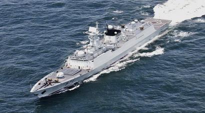 美媒:巴基斯坦购买中国护卫舰 总数或达到3艘