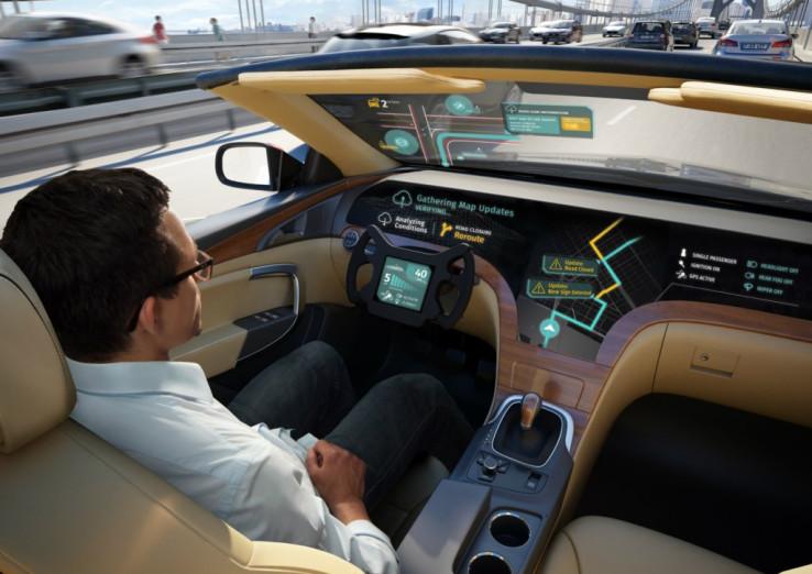 LG与HERE合作自动驾驶远程信息技术
