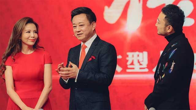 朱军首任制作人信中国将播