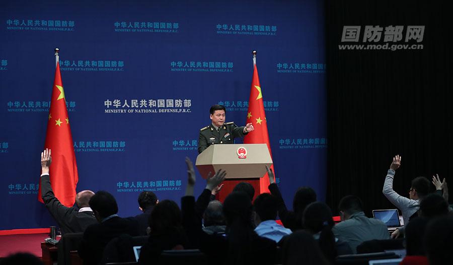 """国防部:台湾哪来的什么""""国防报告书""""?"""