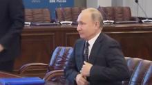 正式成候选人!2分钟看普京17年4次挑战总统之位
