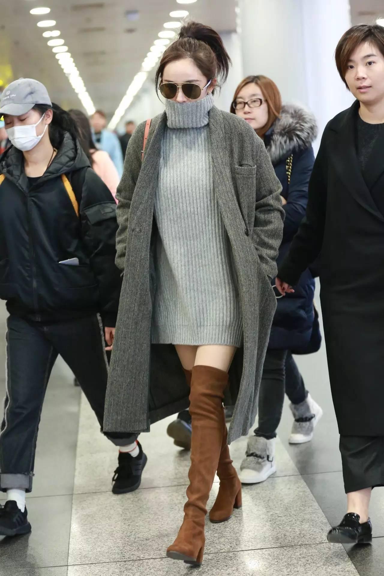 这些时髦又百搭的靴子,杨幂热巴唐嫣都在穿 有你爱的那款吗图片