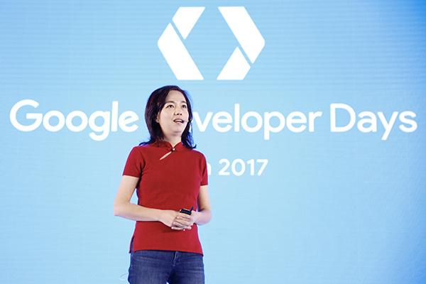 华裔女性带谷歌重返中国 曾是一名清洁工