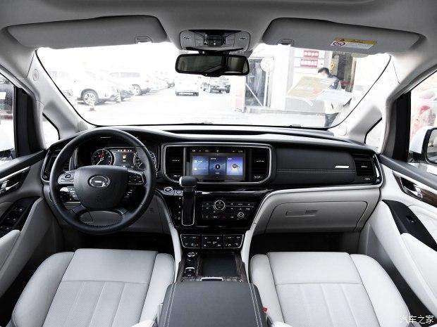 将推4款车型 广汽传祺GM8配置信息曝光