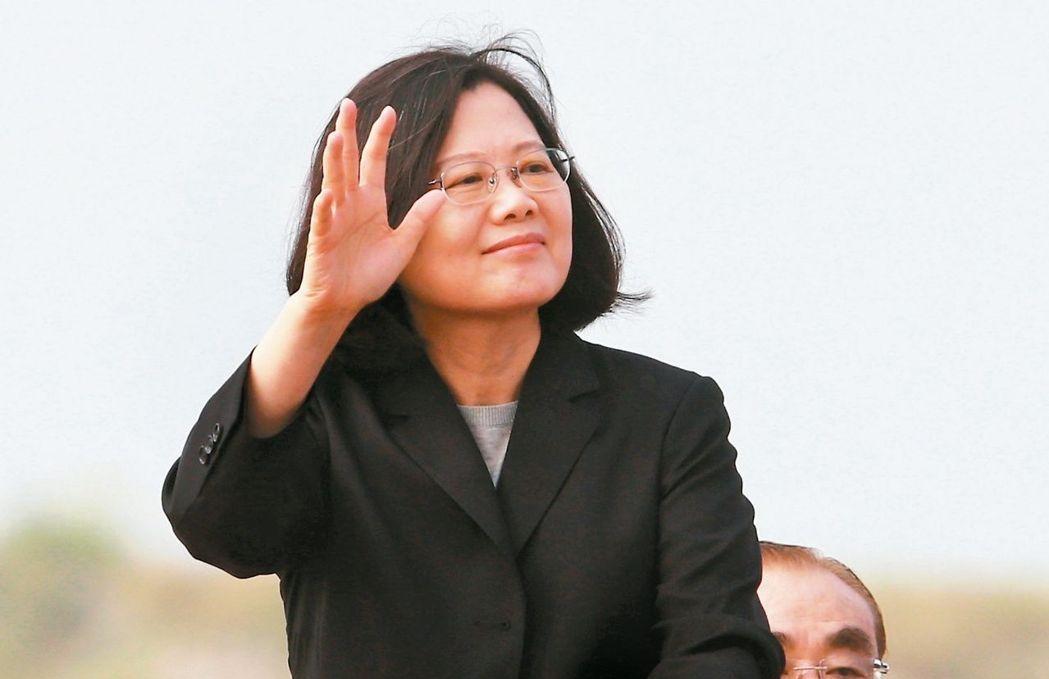 蔡上台新增324项官职疑安插嫡系 遭讽:鸡犬升天