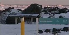 载40名中国游客大巴在冰岛发生车祸 致1死多伤