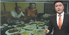 新人办婚宴连上28道素菜:由岳母提议 每桌2000元