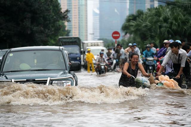 更精准!英研究人员利用AI监测预防城市洪水