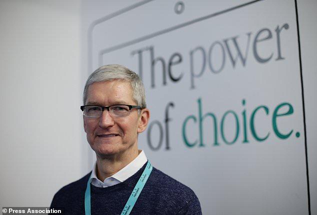 """苹果库克今年收获颇丰:""""年终奖""""为一架飞机"""