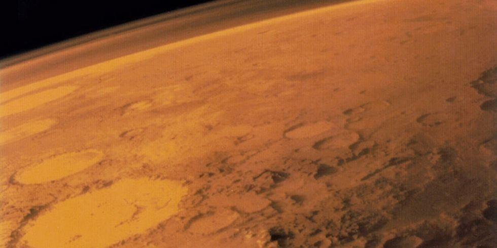 中美热衷火星奥秘 计划2030年前取得火星样本