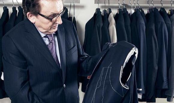 麦迪莱登:欧洲顶级面料塑造中国服