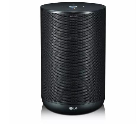 LG开发全新智能扬声器 支持Alexa或谷歌语音助手