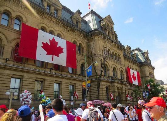 加拿大28万人讲中文 华裔不懂英语也可沟通