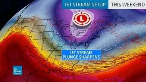 寒流侵袭美国东北部 驻纽约总领馆吁做好防寒保暖
