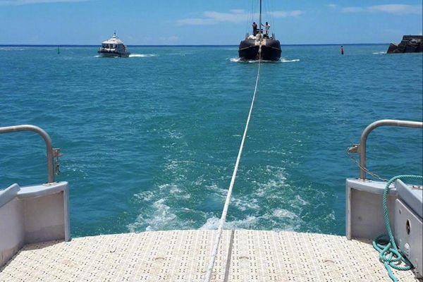 男子印度洋漂流7个月获救 日食半袋方便面