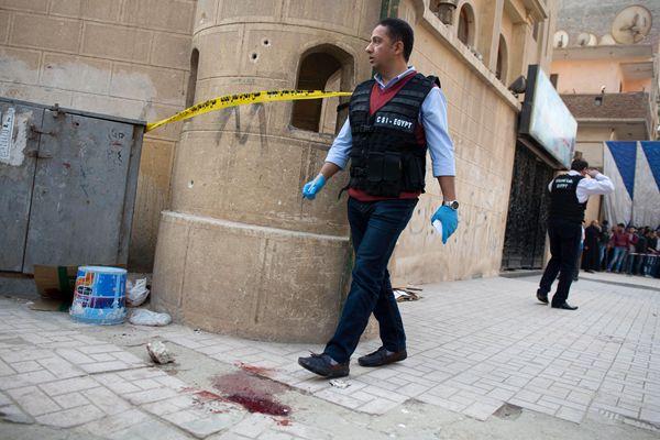 埃及开罗枪击致10人死亡 第2名袭击者被捕
