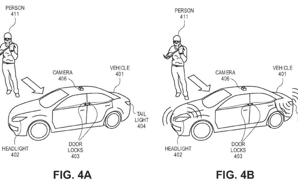 福特为无人驾驶申请新专利 避免车辆处于危险中