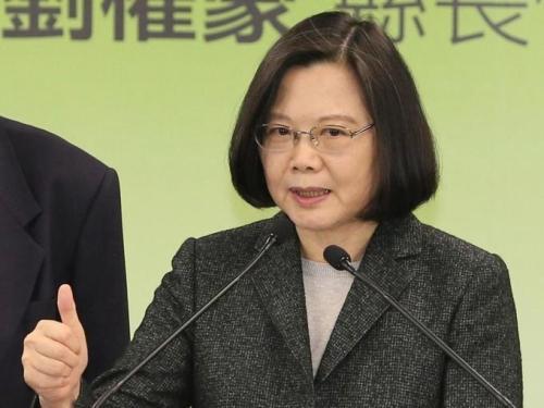 蔡英文为民进党党工加薪 国民党提醒:台民众低薪