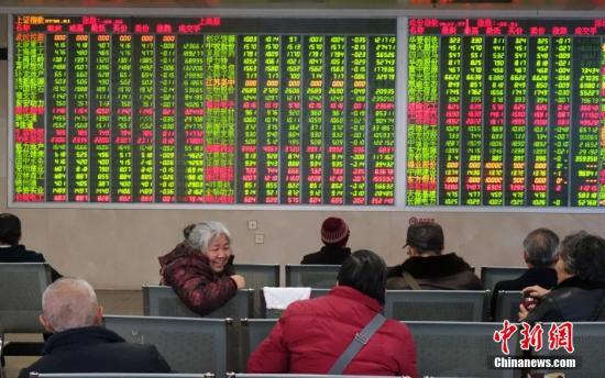 2017年A股收官:沪指全年涨6.56% 创业板跌10.67%