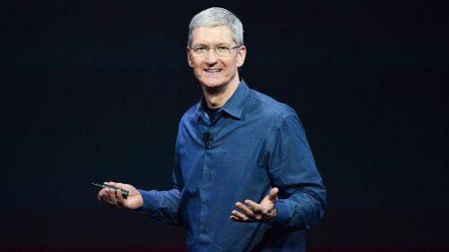 库克2017年加薪1280万美元 是苹果高管中最少的