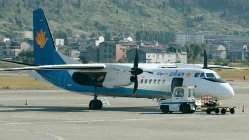 国产新舟700飞机正式开工制造 预计2019年首飞