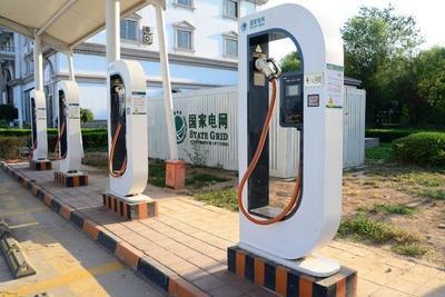 建成超11万个充电桩 北京六环内形成5公里充电圈