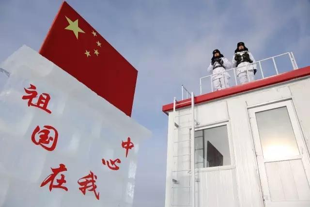 澳门游戏网址:钧正平:解放军仪仗队执行升国旗任务,令人期待!