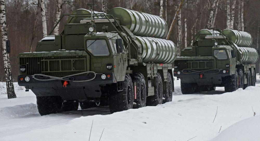 土耳其签署购俄S400导弹合同 美称应购美导弹