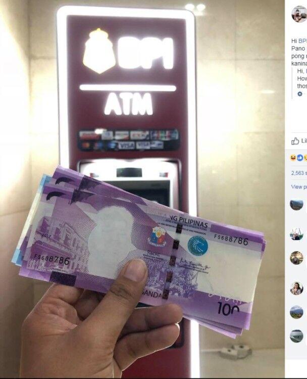 """菲律宾现""""无头""""钞 原因竟是…"""