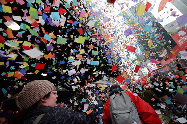新年将至 盘点全球最独特的跨年传统