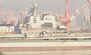 国产航母跨年即将出海测试