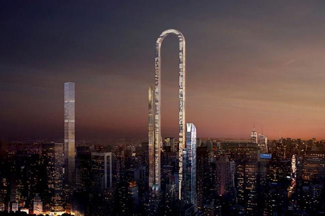 最有未来范儿的建筑设计:巨树摩天楼上榜