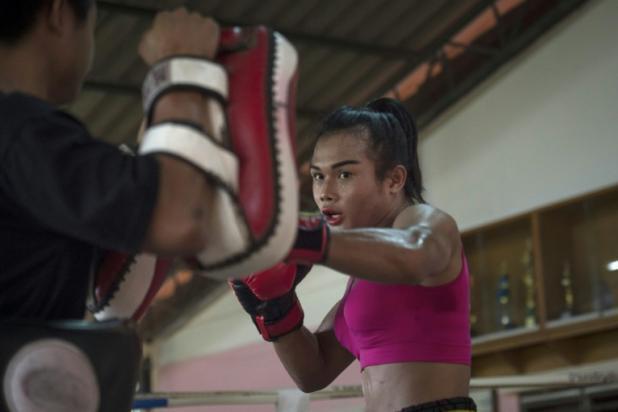 泰国跨性别拳手开首例 将在法国参加泰拳比赛