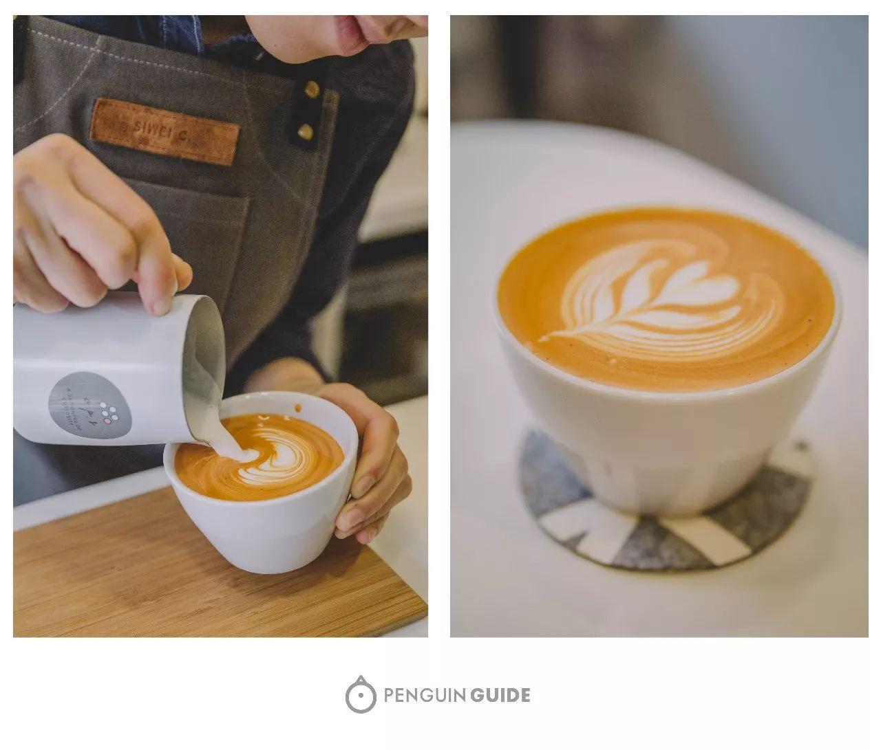这些咖啡馆里 能喝到好奇心和想象力 | 上海咖啡新店