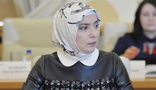 又一美女叫板普京!俄穆斯林女性正式成总统候选人