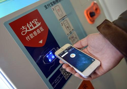 西媒:中国在线支付交易额是美国的50倍!