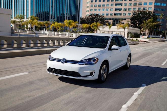 大众德国e-Golf产量将翻倍 满足市场需求