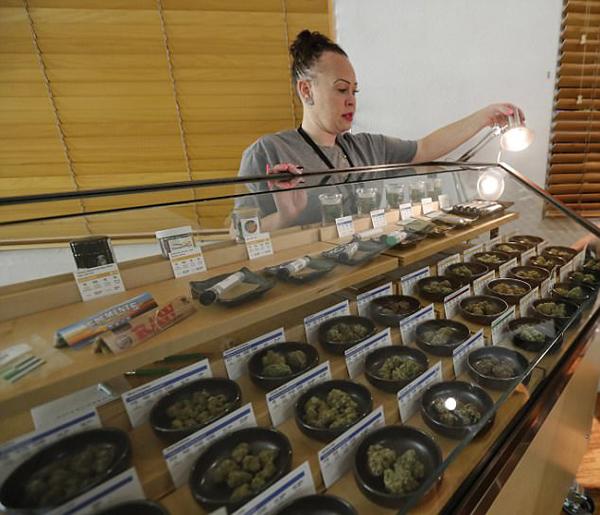 新年新政策!娱乐性大麻首次在加州合法出售