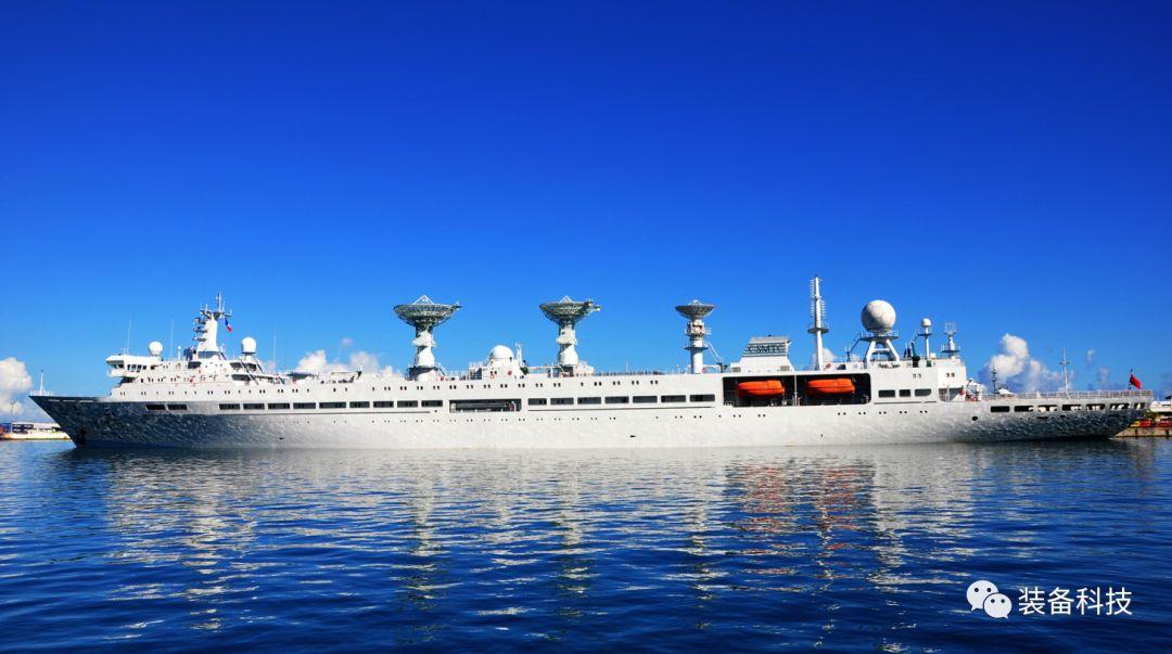 远望6号返港休整仅10天再次启航奔赴太平洋