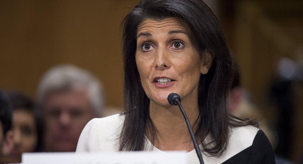"""美常驻联合国代表称拒绝援助巴基斯坦:""""当面一套,背后一套"""""""