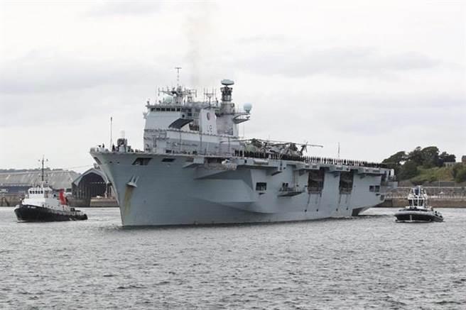 缺经费? 英军拟将海洋号两栖舰低价售予巴西