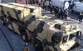 乌克兰研发新型战术导弹即将交付沙特