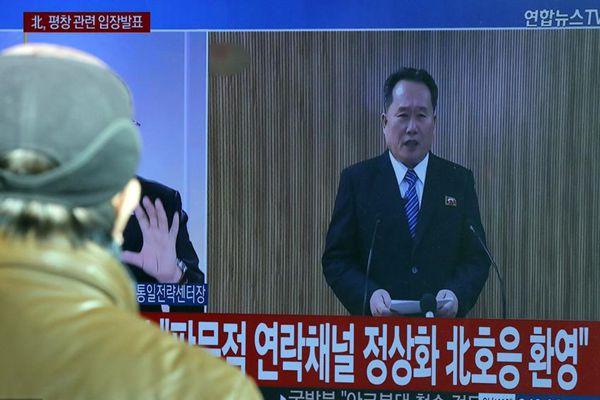 朝鲜重启板门店与韩联络渠道 讨论参奥事宜