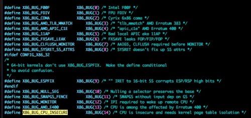 英特尔CPU现巨大漏洞 修复后将严重影响性能